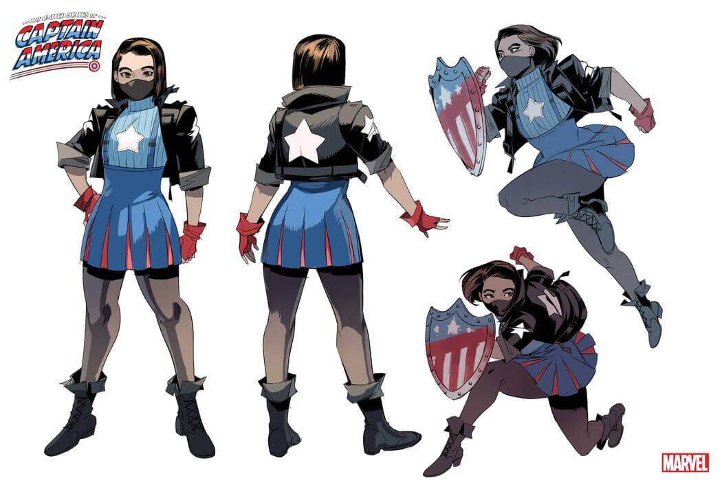 Marvel introduces new Filipino American hero inspired by Captain America