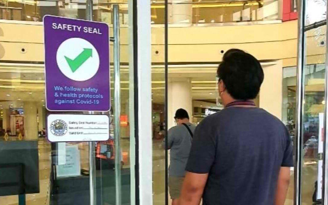 Cebu establishments safety protocol