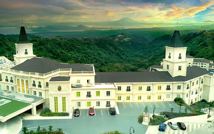 Megaworld hotels in Tagaytay