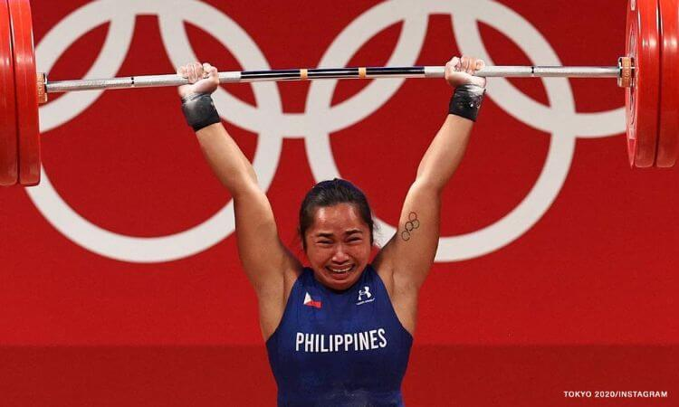 Philippines' first-ever Olympic gold