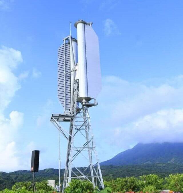 Japan-funded-wind-turbine