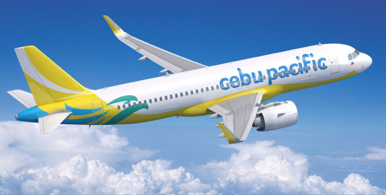 Cebu Pacific resumes flights to Hongkong starting September 1