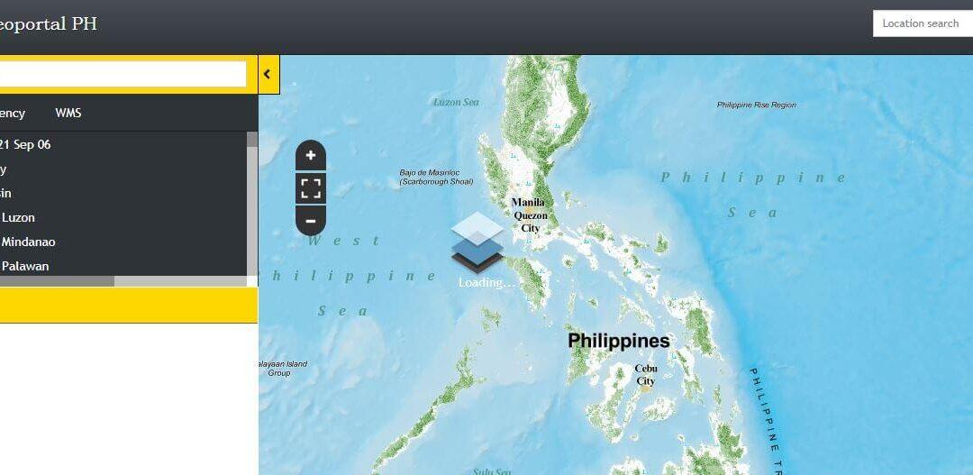 RGIN-Geoportal-project