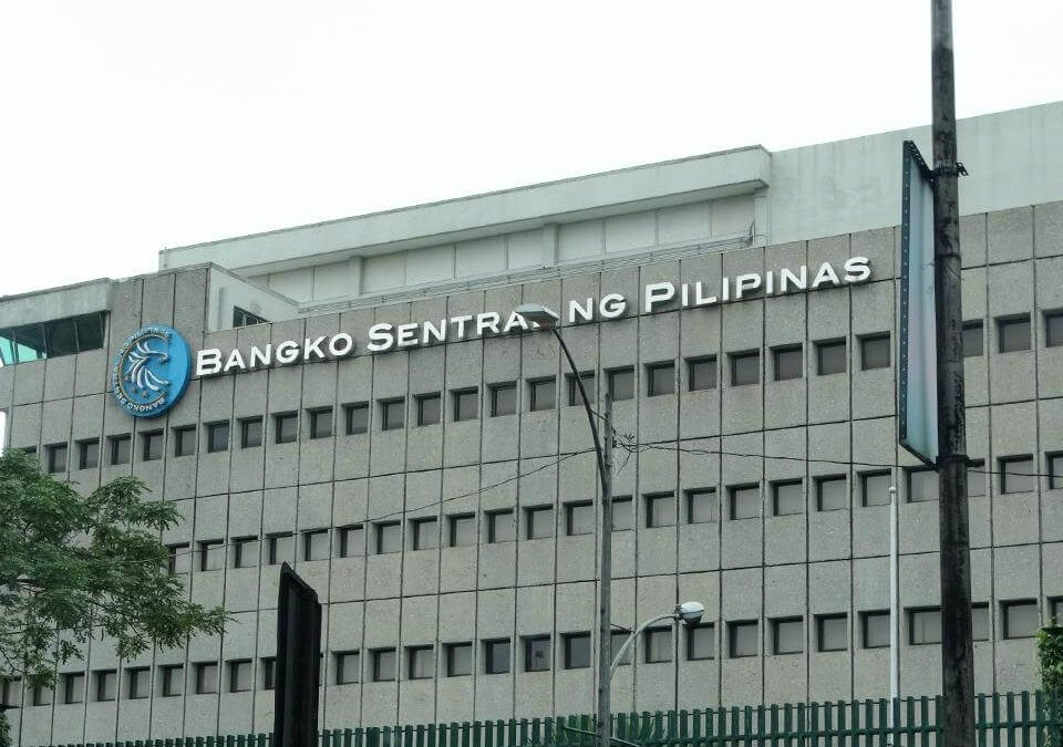 Philippine central bank approves $4.66B more foreign loans in Q3